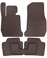EVA Коврики в салон BMW 3-Series (F30) 2012- (коричневые)