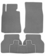 Коврики в салон BMW 7-Series (E-38) 1995-2001 (серые)