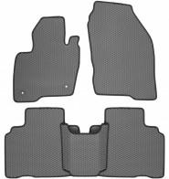 EVA Коврики в салон Ford Edge 2014- (серые)