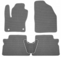 Коврики в салон Ford Kuga 2008-2012 (серые)