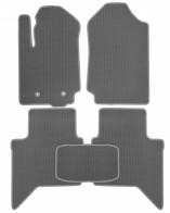 Коврики в салон Ford Ranger 2011- (серые)