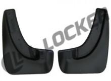 Брызговики передние Geely Emgrand X7 2013- L.Locker