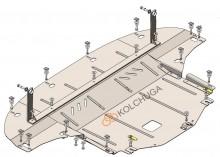 Кольчуга Защита двигателя, КПП, радиатора Kia XCeed 2019-