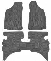 Коврики в салон Mazda BT-50 2006-2010 (серые)