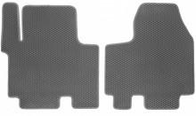 Коврики в салон Opel Vivaro 1+1 2001-2014 (серые)