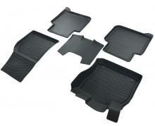 Коврики резиновые 3D PREMIUM для Skoda Kodiaq 2016- Seat Tarraco VW Tiguan Allspace