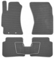 Коврики в салон Subaru Forester 2008-2012 (серые)