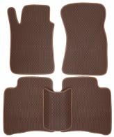 EVA Коврики в салон Toyota Fortuner 2005- (коричневые)