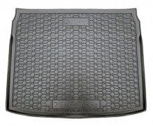 Резиновый коврик в багажник HYUNDAI Tucson 2021- (нижний)