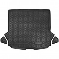 AvtoGumm Резиновый коврик в багажник Haval H6 2020-