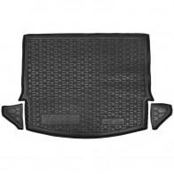 AvtoGumm Резиновый коврик в багажник Haval Jolion 2020-
