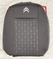 Favorite Оригинальные чехлы на сиденья Citroen С4 Grand Picasso 2007-2013 (универсал 5 мест)