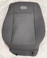 Favorite Оригинальные чехлы на сиденья KIA Niro Hybrid 2016-
