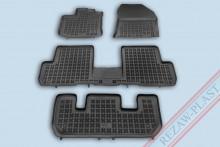Rezaw-Plast Резиновые коврики глубокие Renault Lodgy 7 мест