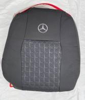 Favorite Оригинальные чехлы на сиденья MERCEDES E-class W211 2006-2009 (седан)