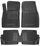 Резиновые коврики Audi A1 2010-2018