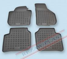 Резиновые коврики глубокие Skoda Superb 2008-13-