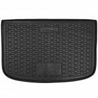 AvtoGumm Резиновый коврик в багажник Audi A1 2010-2018