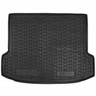 AvtoGumm Резиновый коврик в багажник Chery Tiggo 7 Pro (полноразмерная запаска)