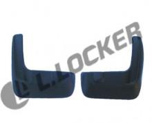 L.Locker Брызговики задние Honda Accord (08-13)