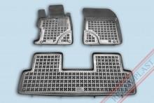 Резиновые коврики глубокие Honda Civic sedan 2012- Rezaw-Plast
