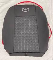 Favorite Оригинальные чехлы на сиденья TOYOTA  Rav-4 hybrid standard 2019-
