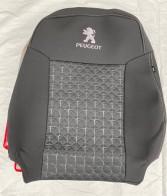 Favorite Оригинальные чехлы на сиденья PEUGEOT Boxer (2+1) 2006-