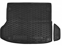 AvtoGumm Резиновый коврик в багажник HYUNDAI Ioniq (electric) (без сабвуфера) 2021-