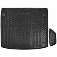 AvtoGumm Резиновый коврик в багажник HYUNDAI Ioniq (electric) (с сабвуфером) 2021-