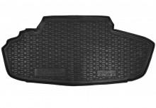 AvtoGumm Резиновый коврик в багажник Hyundai Sonata LPI 2014-2019 (ГАЗ)