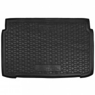 AvtoGumm Резиновый коврик в багажник Opel Mokka 2021- (нижний)