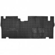 Резиновые коврики Hyundai H-1 2007- (2-ой ряд)(две боковые двери)