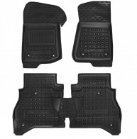 AvtoGumm Резиновые коврики Jeep Wrangler Gladiator 2021-