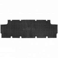 Резиновые коврики RENAULT Trafic 2014- 3-й ряд (две боковые двери)