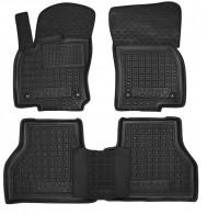 AvtoGumm Резиновые коврики Volkswagen Caddy 2021- (4 двери)