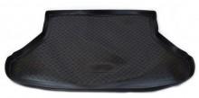 Unidec Резиновый коврик в багажник ВАЗ Kalina sedan
