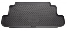 Резиновый коврик в багажник ВАЗ Niva 2121