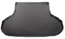 Резиновый коврик в багажник ВАЗ Priora sedan