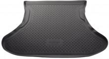 Unidec Резиновый коврик в багажник ВАЗ Priora hb