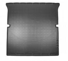 Unidec Резиновый коврик в багажник BMW X7 (G07) 2018- (сложен. 3 ряд)