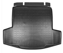 Unidec Резиновые коврик в багажник Chevrolet Malibu 2016-