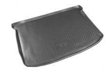 Unidec Резиновый коврик в багажник Citroen Xsara Picasso 2000-2007