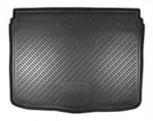 Unidec Резиновый коврик в багажник Fiat  500 X 2014-