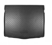 Резиновый коврик в багажник Fiat Tipo HB 2015-