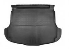 Unidec Резиновый коврик в багажник Haval H6 2014-