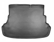 Unidec Коврик в багажник Hyundai Accent sedan 2010- (со складыв.сиден.)