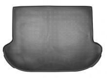 Unidec Резиновые коврик в багажник Nissan Murano 2015-