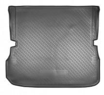 Unidec Коврик в багажник Nissan Pathfinder (R52) 2014- (сложенный 3 ряд)