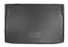 Unidec Резиновый коврик в багажник Opel Crossland X 2017- (на верхнюю полку)