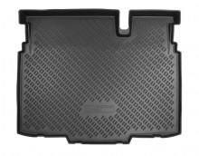 Unidec Резиновый коврик в багажник Opel Crossland X 2017- (на нижнюю полку)